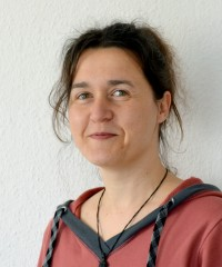Diplombiologin Katja Kornek